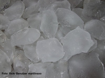 Abnehmen durch Eisbäder (oder: uh, uh, aaah, ah, hiiiiiii!!)