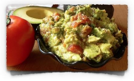 Low Carb Snack Rezept: Guacamole | www.kohlenhydrate-tabellen.com