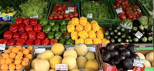Ballaststoffe-Obst und Gemüse statt Getreide