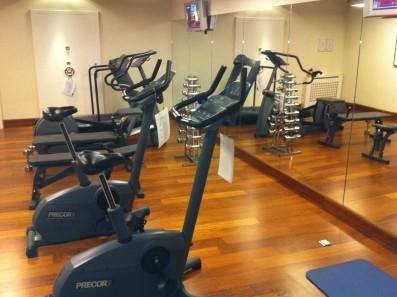 Fitnessraum im Hotel_kohlenhydrate tabelle