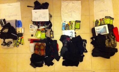 Vorbereitung zum Ultramarathon