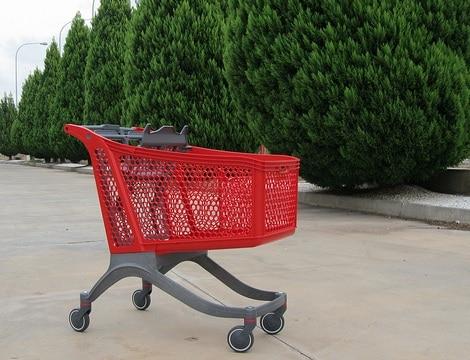 Lebensmitel einkaufen im online Supermarkt
