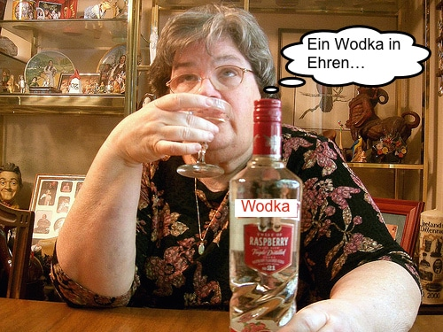 kohlenhydrate wodka