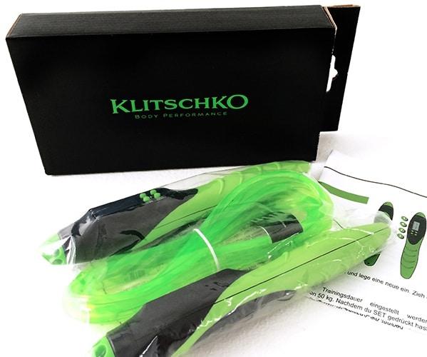 Klitschko Body Performance Springseil