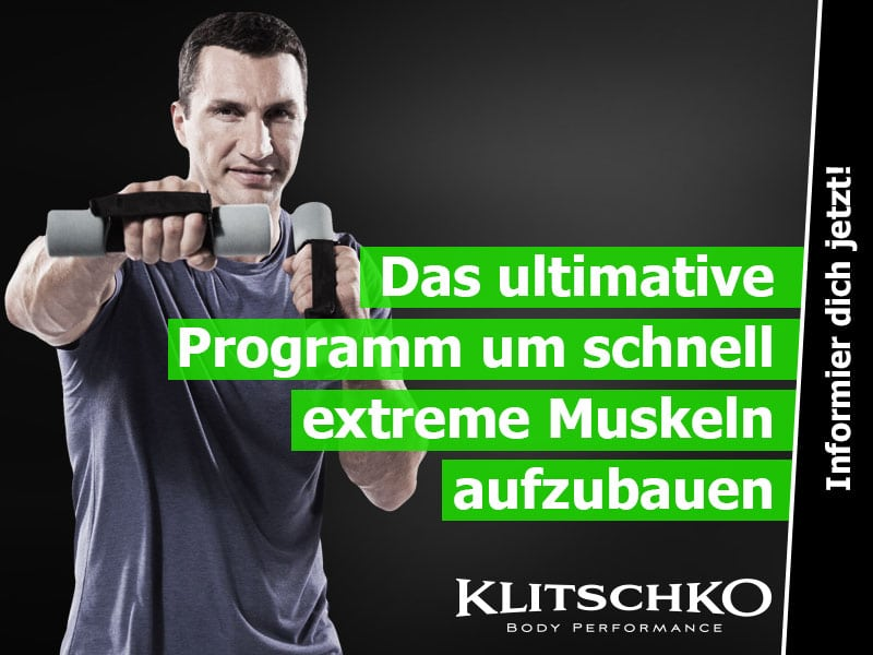 Klitschko Body Performance | Kohlenhydrate-Tabellen.com