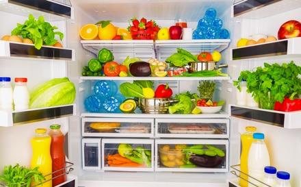 kohlenhydratarme Lebensmittel im Kühlschrank | Kohlenhydrate Tabelle