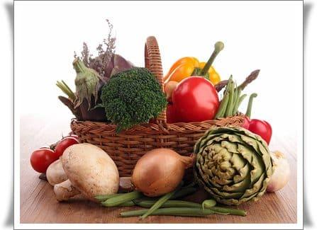 Nährwerttabelle Gemüse | www.kohlenhydrate-tabellen.com