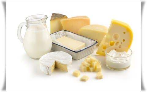 Nährwerttabelle Milch Produkte | www.kohlenhydrate-tabellen.com