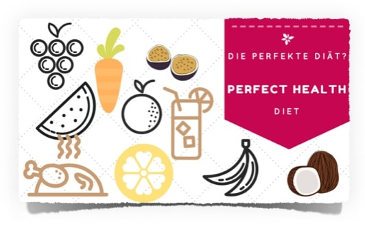 Perfect Health Diet | Kohlenhydrate Tabelle