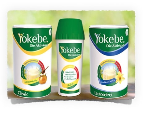 Yokebe Shake   Kohlenhydrate Tabelle