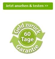 Athletic Greens 60 Tage Geld zurück Garantie