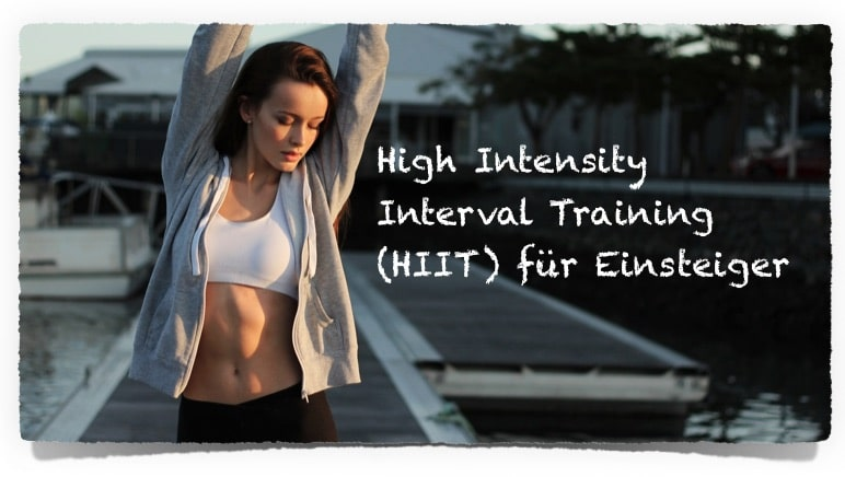 HIIT: High Intensity Intervall Training für Anfänger | Kohlenhydrate Tabelle