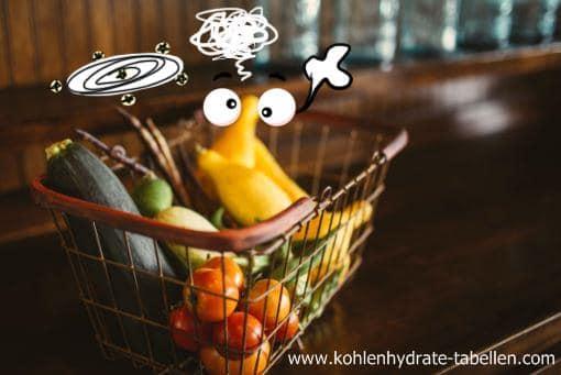 Vitaminverlust vermeiden | Kohlenhydrate Tabellen.com