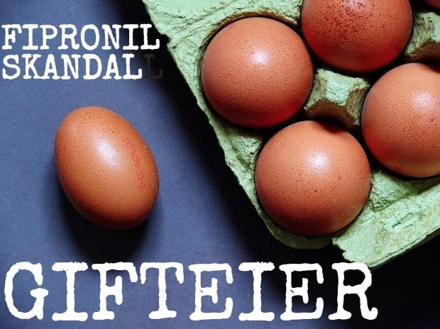 Fipronil Gifteier Skandal | Kohlenhydrate-Tabellen.com