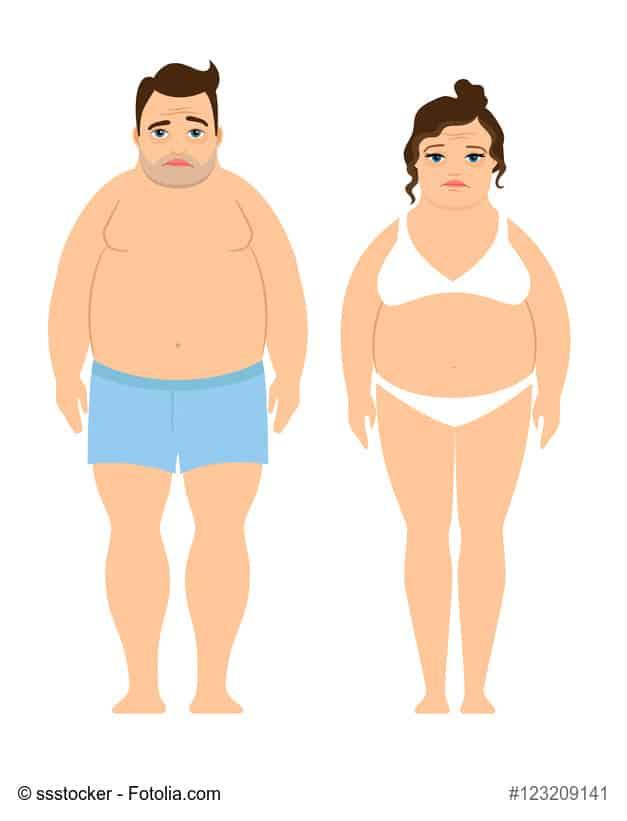 Ursachen für Übergewicht   Kohlenhydrate-Tabellen.com