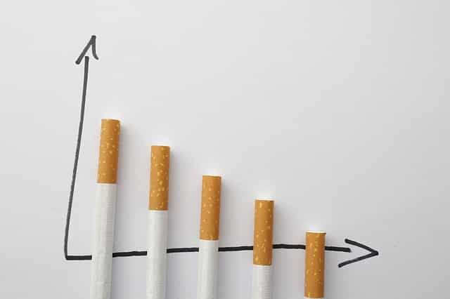 Bild: zunehmen nach dem Rauchen | Kohlenhydrate-Tabellen.com