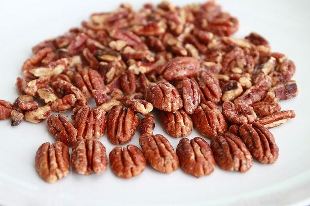 Pekannüsse | Kohlenhydrate-Tabellen.com