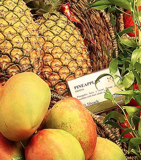 Ananas Marie: Low Carb Rezept