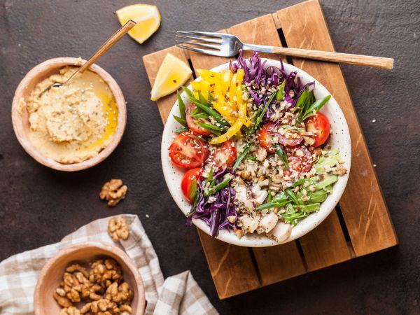 pegane Ernährung: veganes Paleo