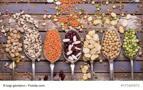 kohlenhydratreiches Gemüse zum Abnehmen ohne Diät: Hülsenfrüchte