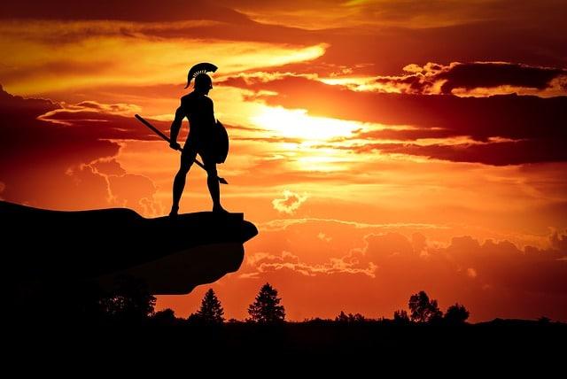 fit fett fit Heldenreise (Spartaner)