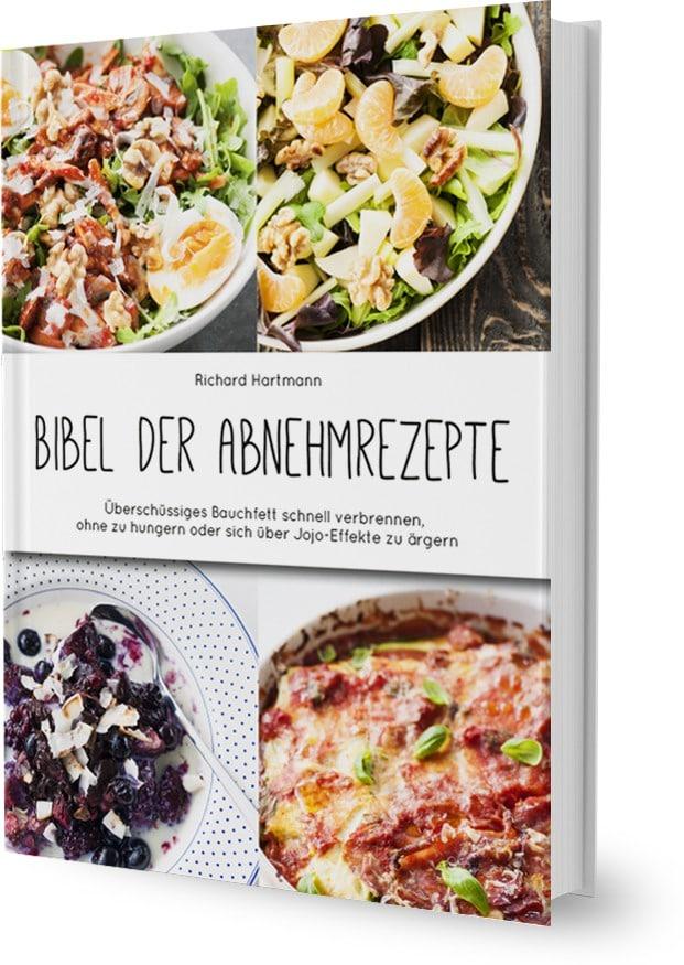 Bibel der Abnehmrezepte: Titel