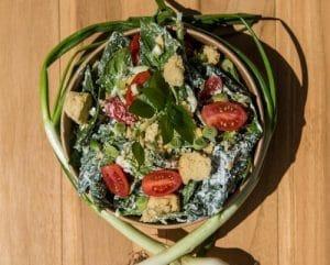 Und Salat macht doch satt (www.kohlenhydrate-tabellen.com)