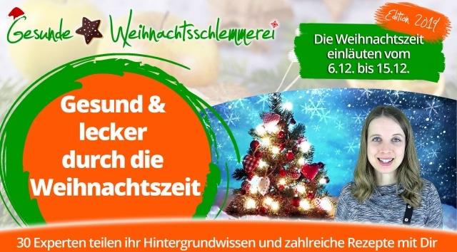 Gesunde Weihnachtsschlemmerei | Kohlenhydrate-Tabellen.com