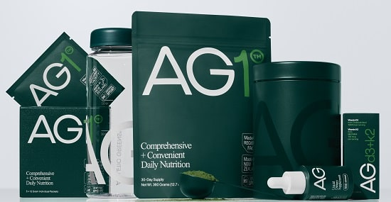 Ag1 von Athletic Greens Angebot testen